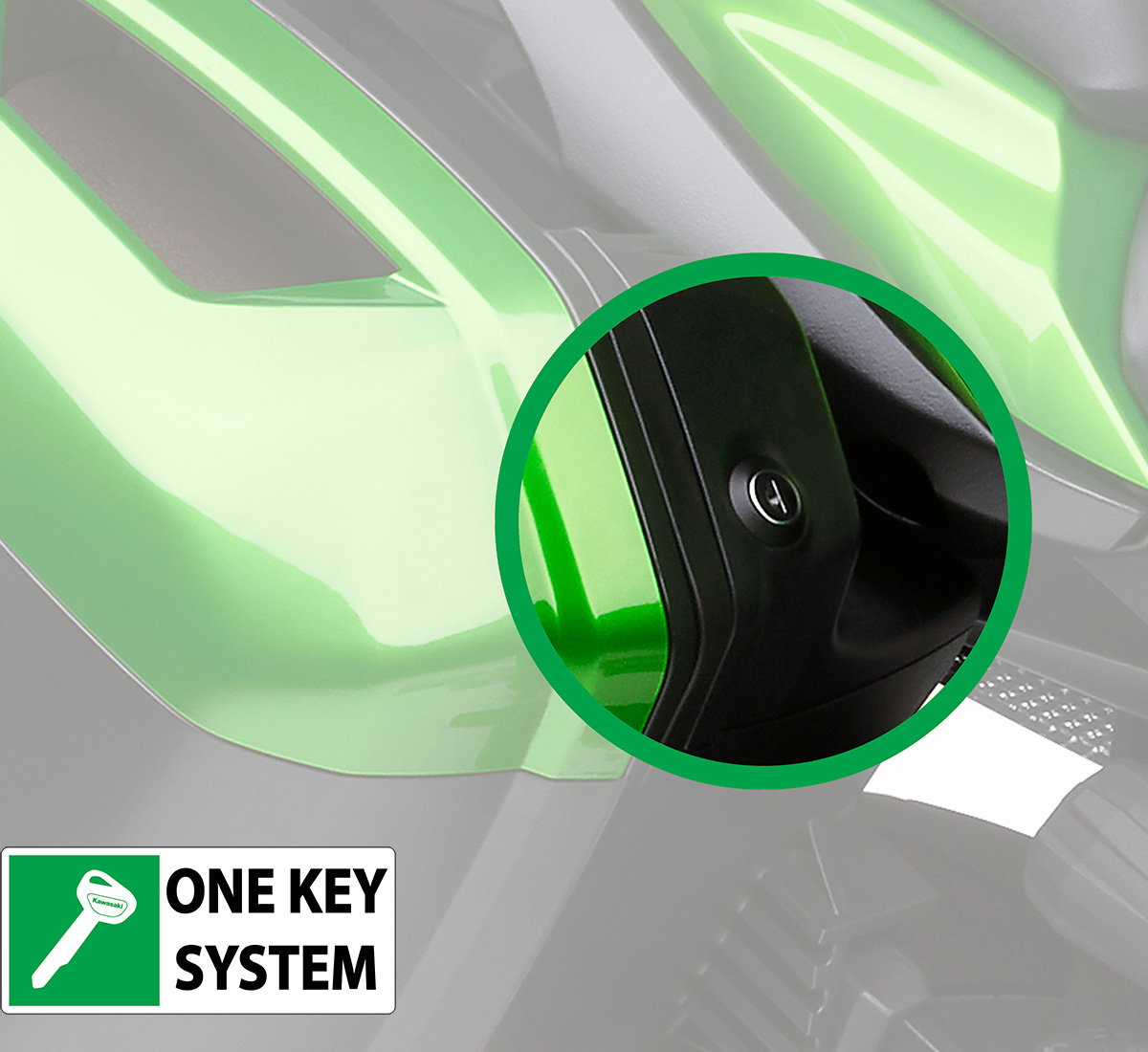 Motorcycle One Key System