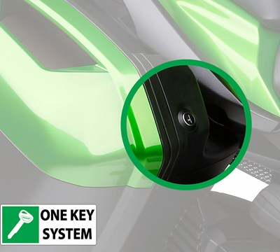 VERSYS® 650 LT One Key System