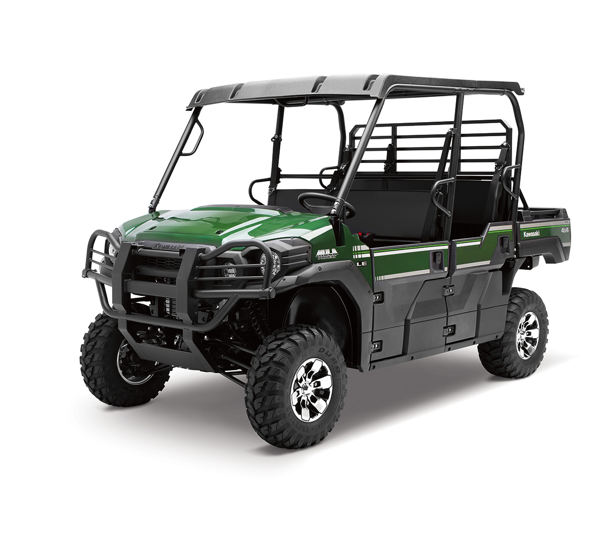 Kawasaki Mule Brush Guard