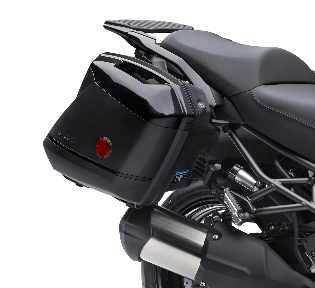 2015 versys® 650 abs kqr™ 28 liter hard saddlebag set, liner set
