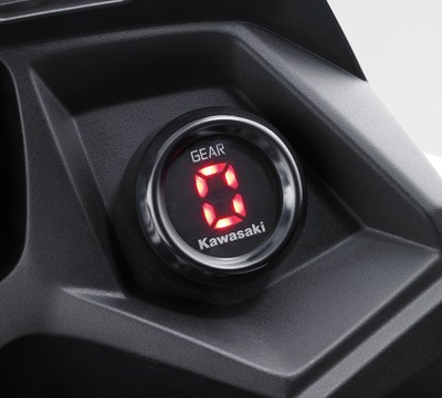 VERSYS® 650 LT Gear Position Indicator