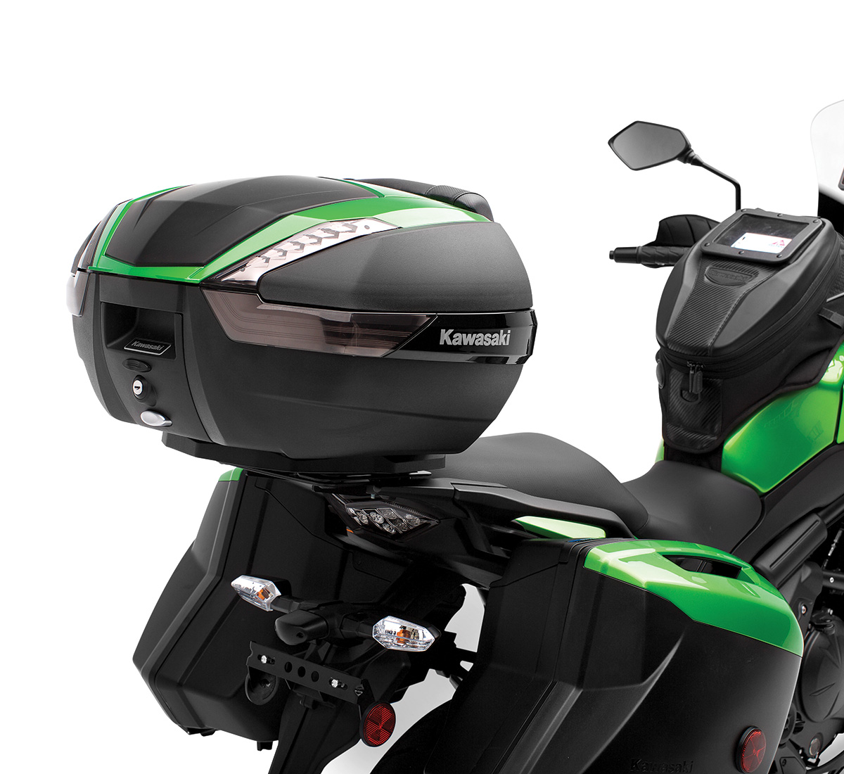 Kawasaki Versys Top Box