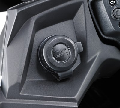 VERSYS® 650 LT DC Power Outlet
