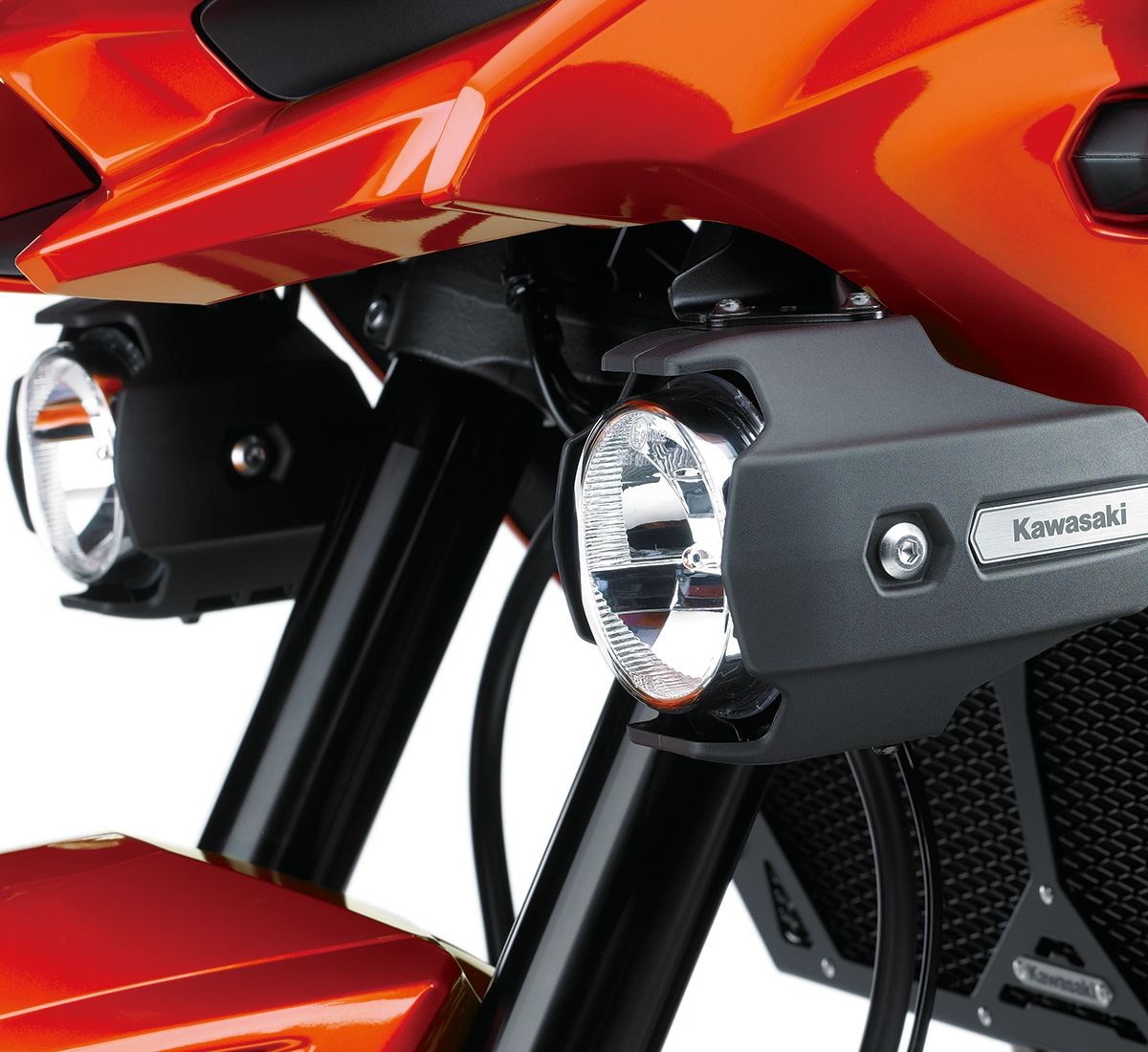 Motorcycle led light bar led light bar aloadofball Choice Image