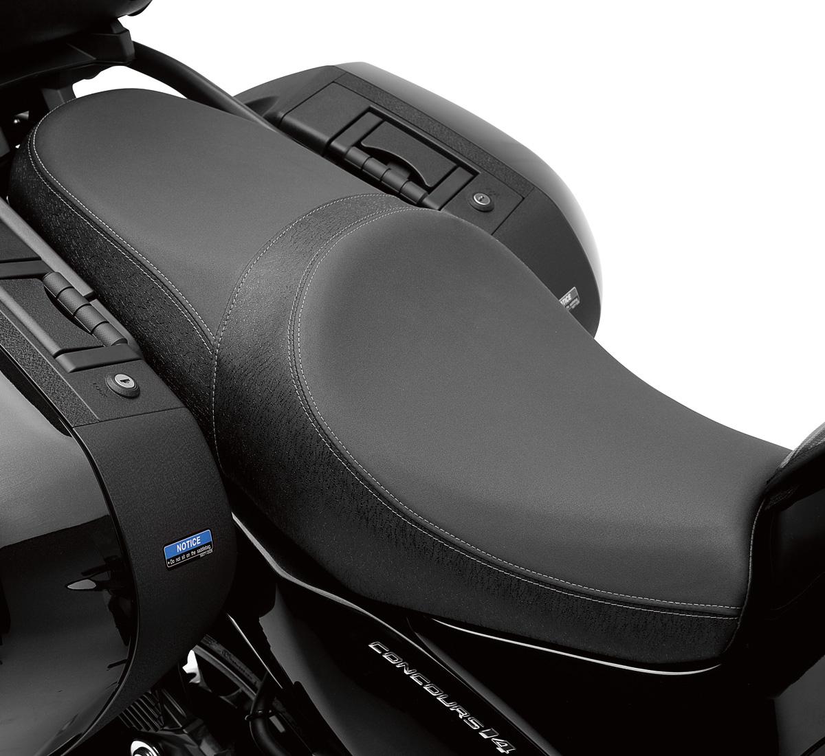 Motorcycle Touring Seat