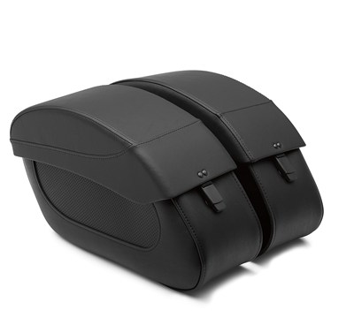 Vulcan® S ABS Saddlebag Set, Premium