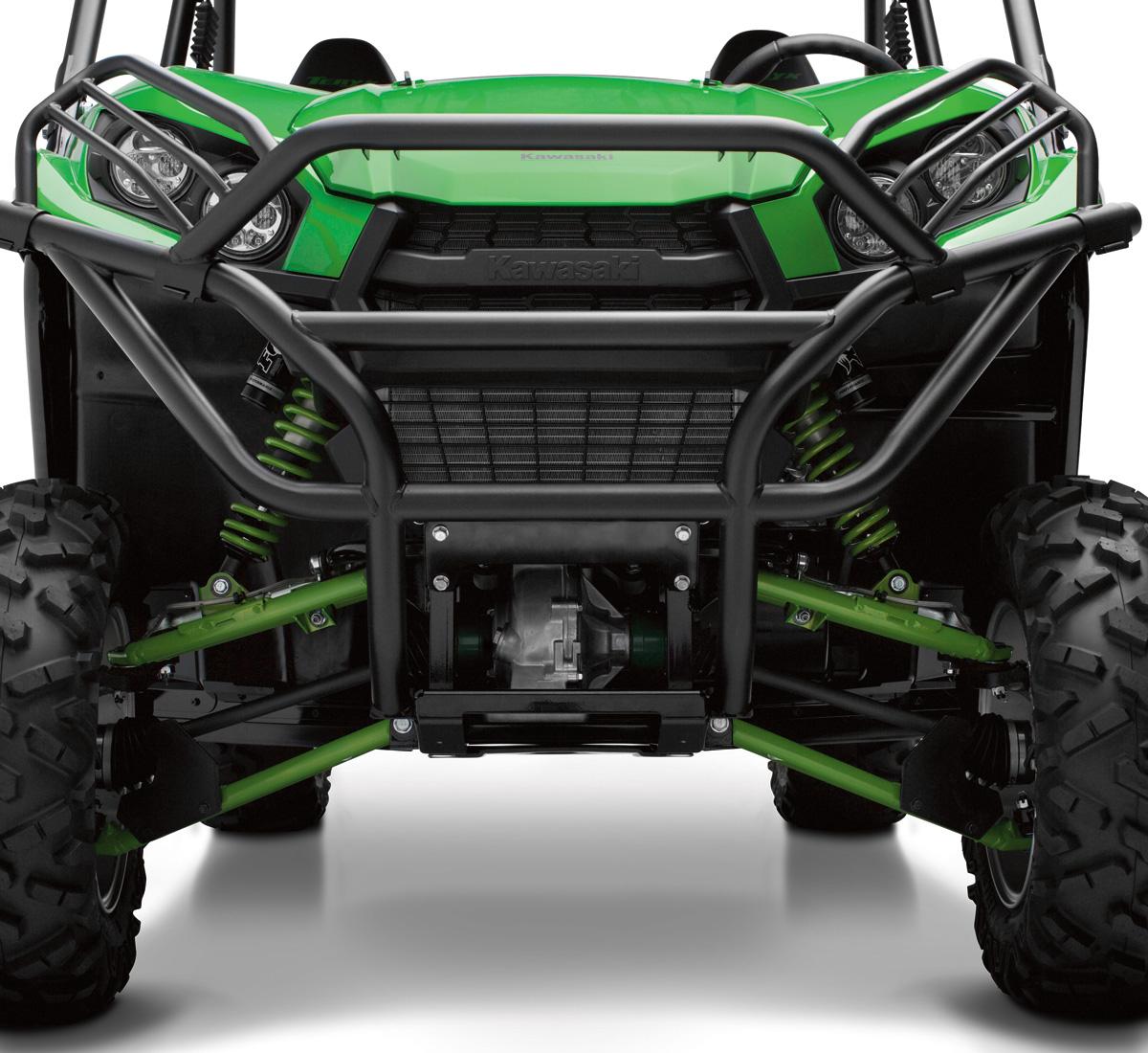 2017 Kawasaki Teryx Wiring Diagram 2008 Teryx4 Le Side X By