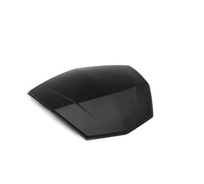 Concours® 14 ABS KQR™ 47 Liter Top Case, Color Panel, Aluminum, Black