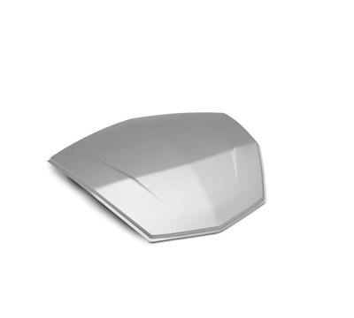 VERSYS® 650 LT KQR™ 47 Liter Top Case, Color Panel, Aluminum, Silver