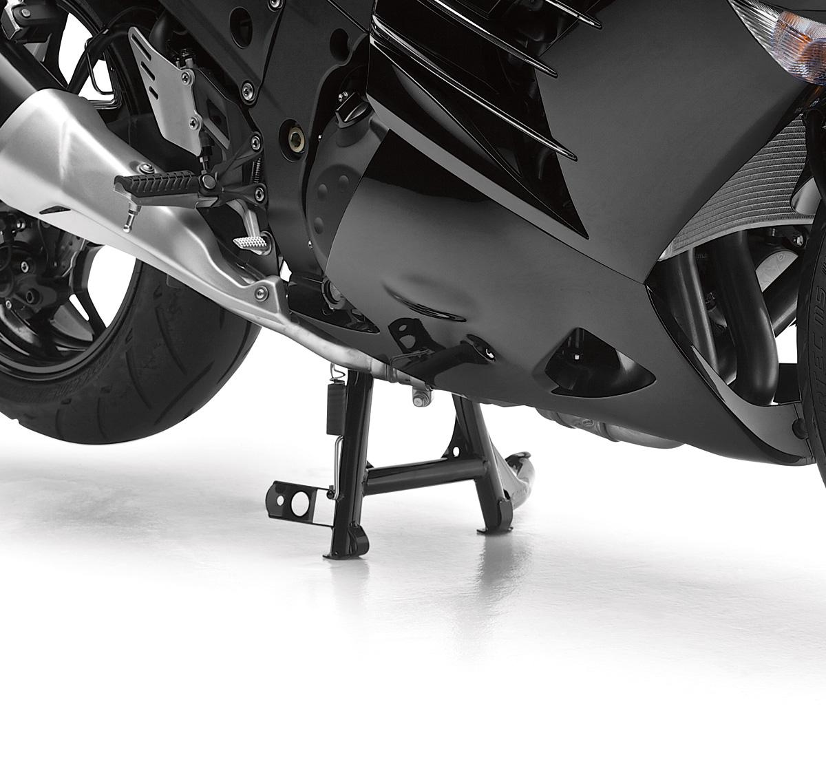 ZZR1400 Adjustable Center Stand T-Rex Racing 2012-2019 Kawasaki ZX-14R
