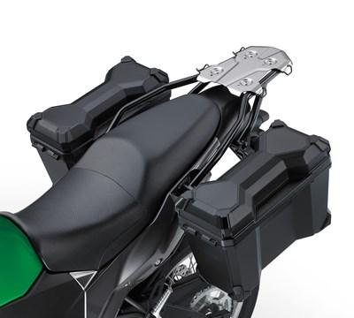 Versys® X 300 ABS 17 Liter Hard Saddlebag Set