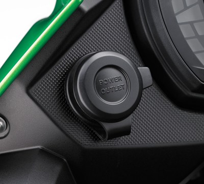 Versys® X 300 ABS DC Power Outlet