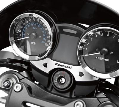 Z™900 RS Meter Trim