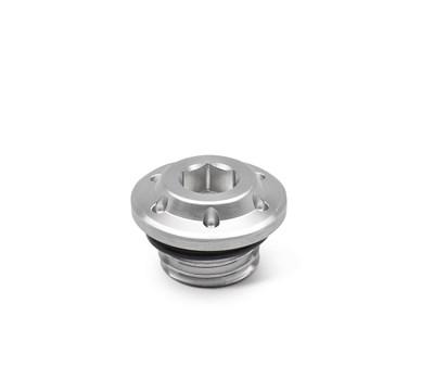 Z™900 RS Oil Filler Cap, Silver