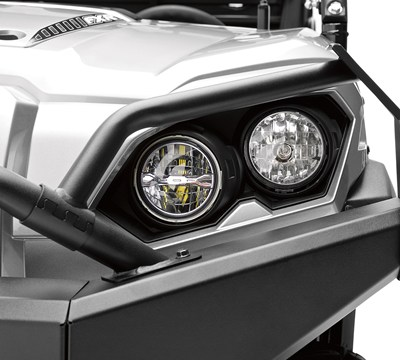 MULE PRO-FXR™ Headlight Guard Set