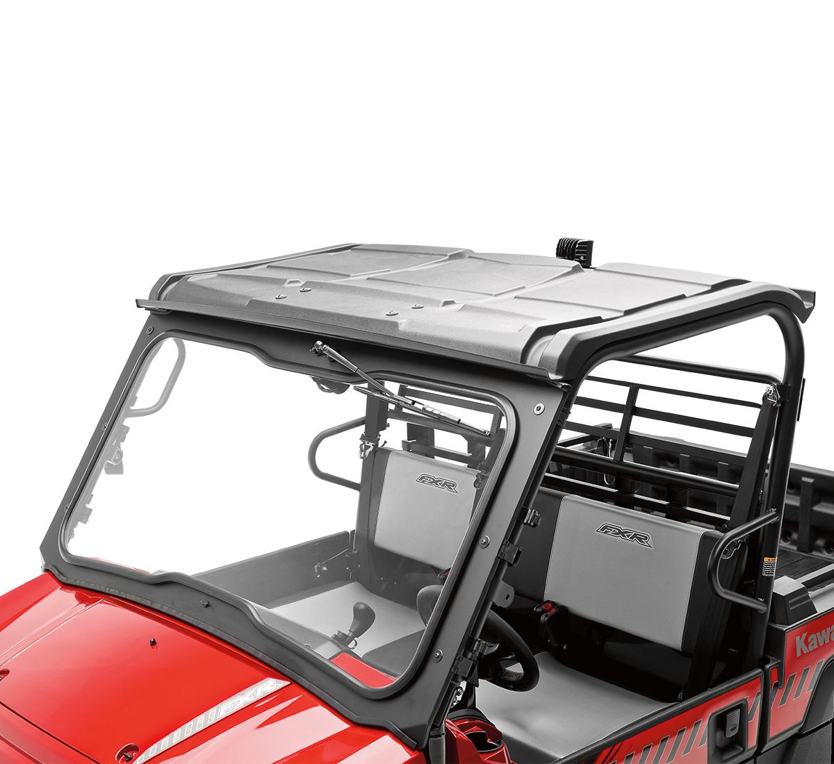 Kawasaki Mule Windshield For Sale