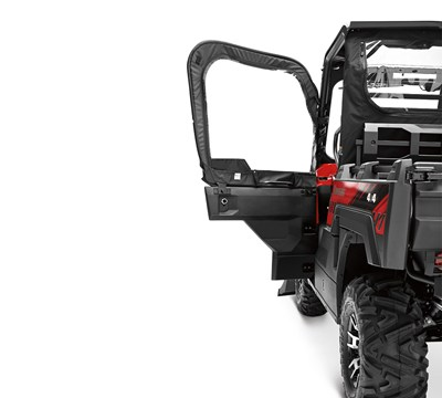 MULE PRO-FXR™ KQR™ Soft Upper Door Set