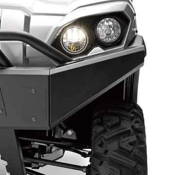 2020 Mule Pro Fxt Ranch Edition Accessories