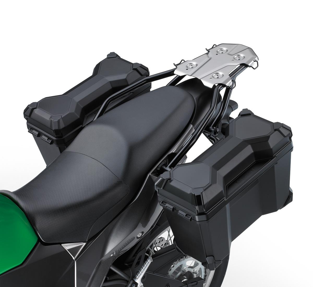 Kawasaki Versys X  Liter Hard Saddlebag