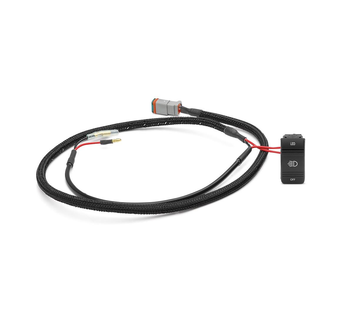 Side X Mule Pro Mx Sportsman Package Kawasaki 4010 Electrical Wiring Harness Led Light Bar Kit