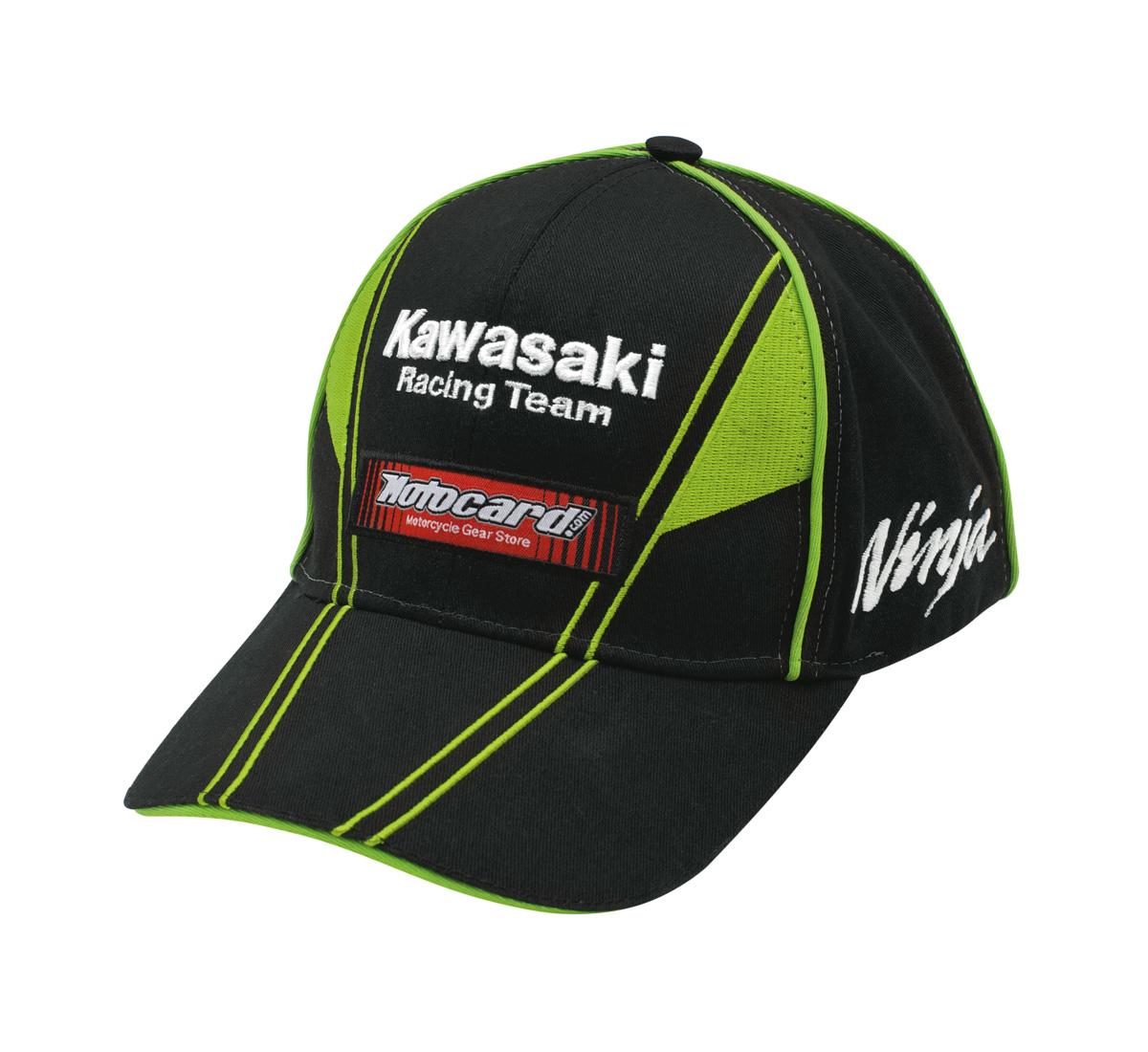 Kawasaki Race Cap