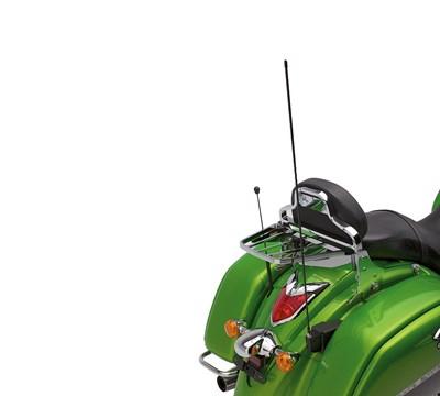 Vulcan® 1700 Vaquero® ABS Vaquero CB Antenna Kit