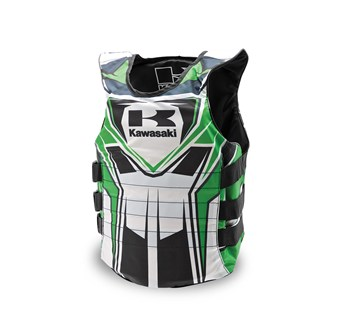 Jet Ski® Side Entry Nylon Vest model