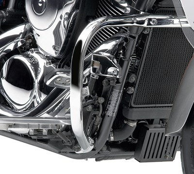 Vulcan® 900 Custom Engine Guard, Chrome