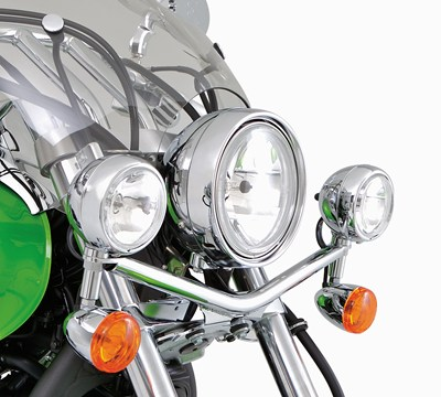 Vulcan® 900 Custom Light Bar, Chrome