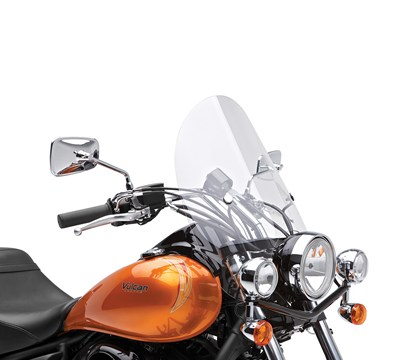 Vulcan® 900 Custom Windshield, Short