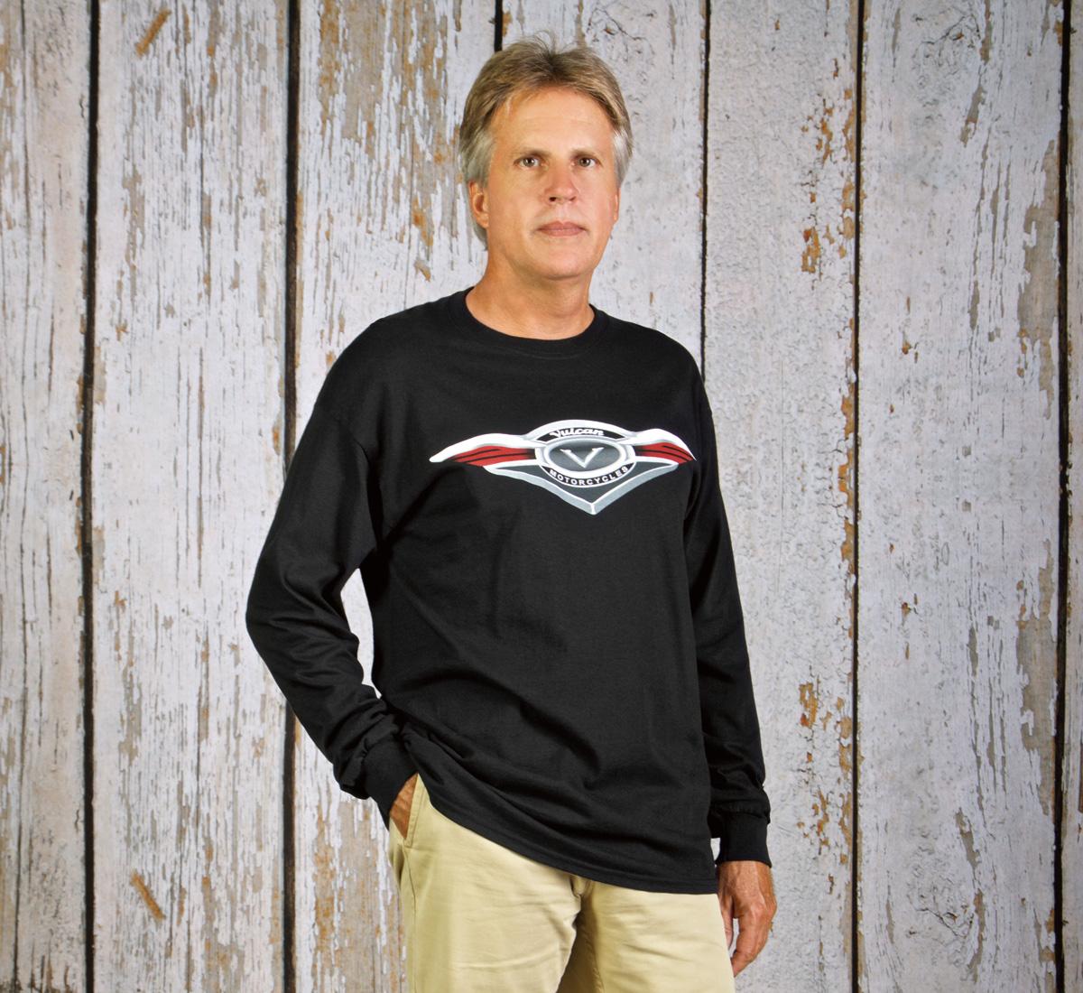Vulcan Long Sleeve T Shirt