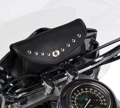 Vulcan® 900 Classic LT Windshield Bag, Studded