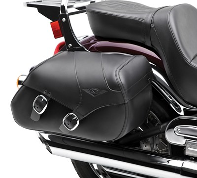Vulcan® 900 Classic Saddlebag Set, Plain