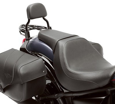 Vulcan® 900 Custom Gel Seat, Plain