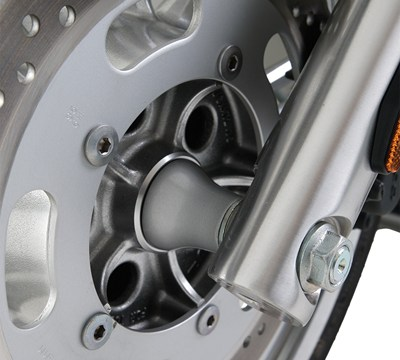 Vulcan® 900 Custom Axle Cover Set