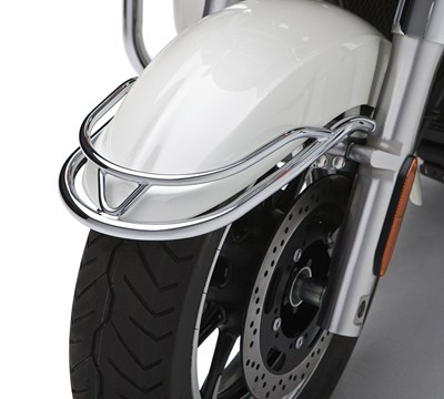 Vulcan® 1700 Vaquero® ABS Fender Trim, Chrome