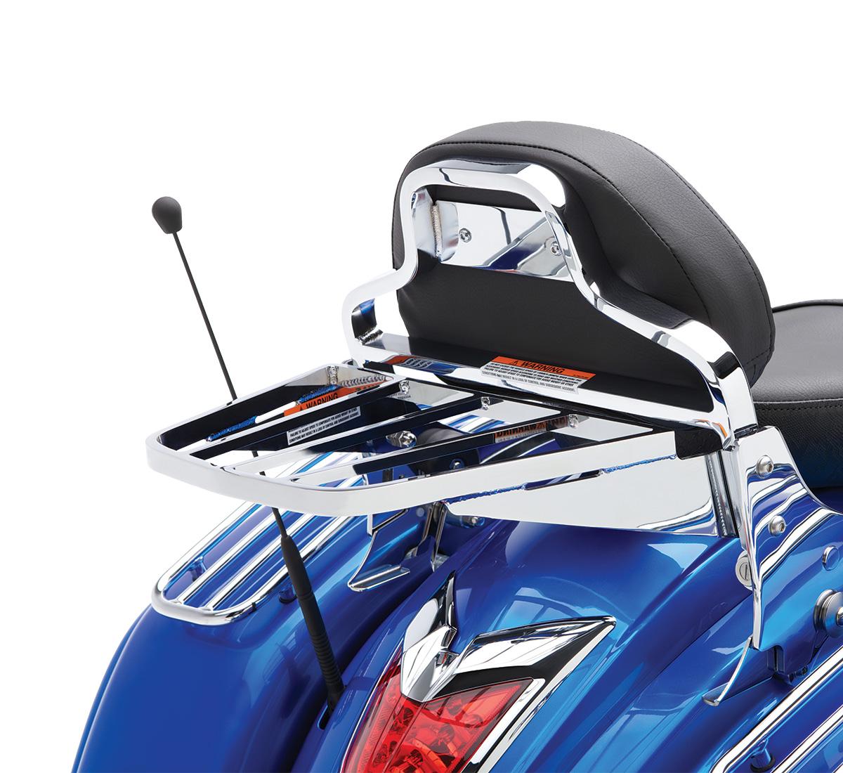 Kawasaki Vaquero Luggage Rack