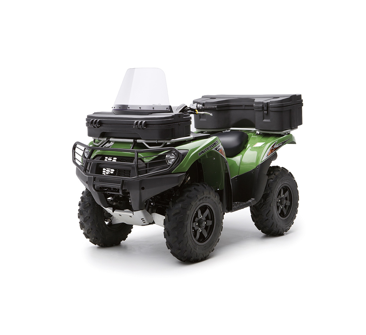 2018 brute force® 750 4x4i sport utility atvkawasaki