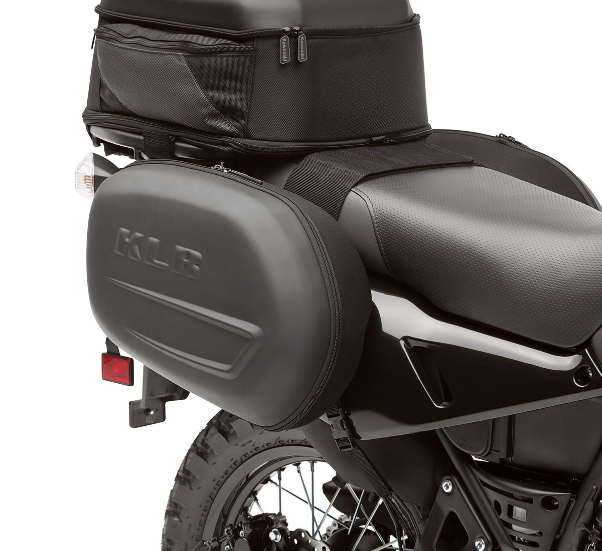 2018 Klr650 Klr Klx Motorcycle By Kawasaki 2003 Wiring Diagram Saddlebag Set
