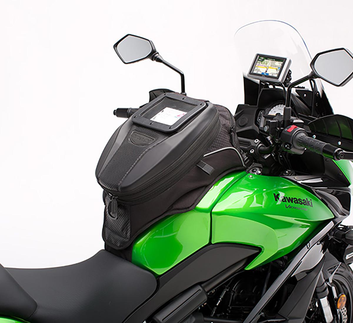 Kawasaki Versys Side Cases