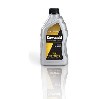 Kawasaki Performance 4-Stroke Full Synthetic Oil, Quart, 10W-40 model