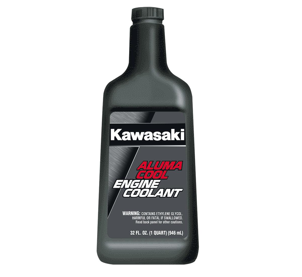 Kawasaki Motorcycle Antifreeze