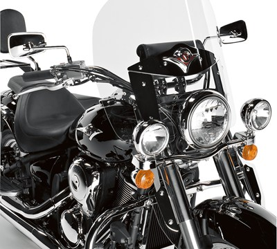 Vulcan® 900 Classic Windshield Kit, Short