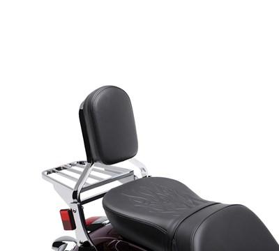 Vulcan® 900 Classic Passenger Backrest, Frame