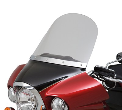 "Vulcan® 1700 Voyager® ABS 16"" Windshield"
