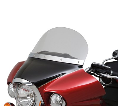 "Vulcan® 1700 Voyager® ABS 12"" Windshield"