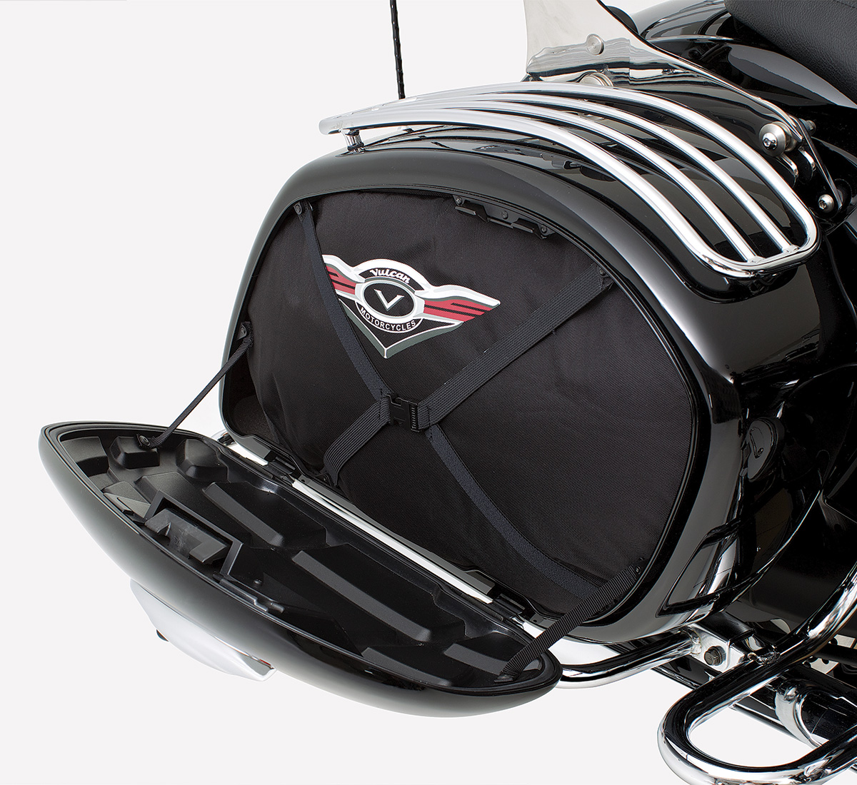 Kawasaki Vaquero Rear Speakers