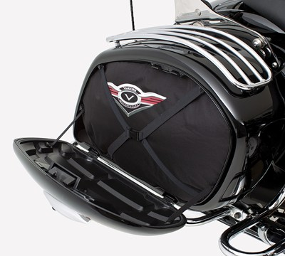 Vulcan® 1700 Voyager® ABS Saddlebag Liner Set