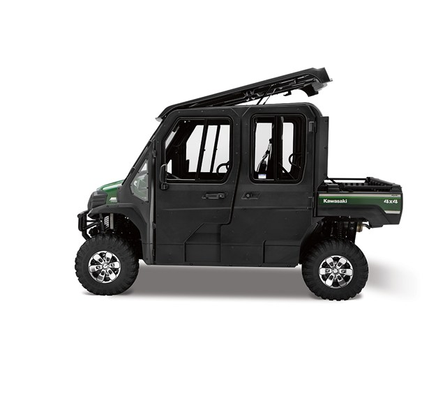 2017 Mule Pro Fxt Hard Cab Enclosure Roof And Frame