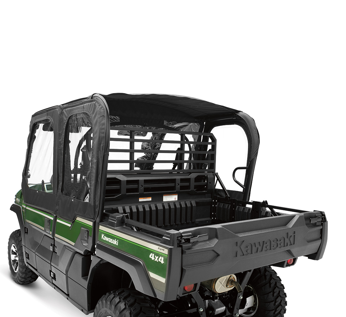 Kawasaki Mule Pro Fxt Cab